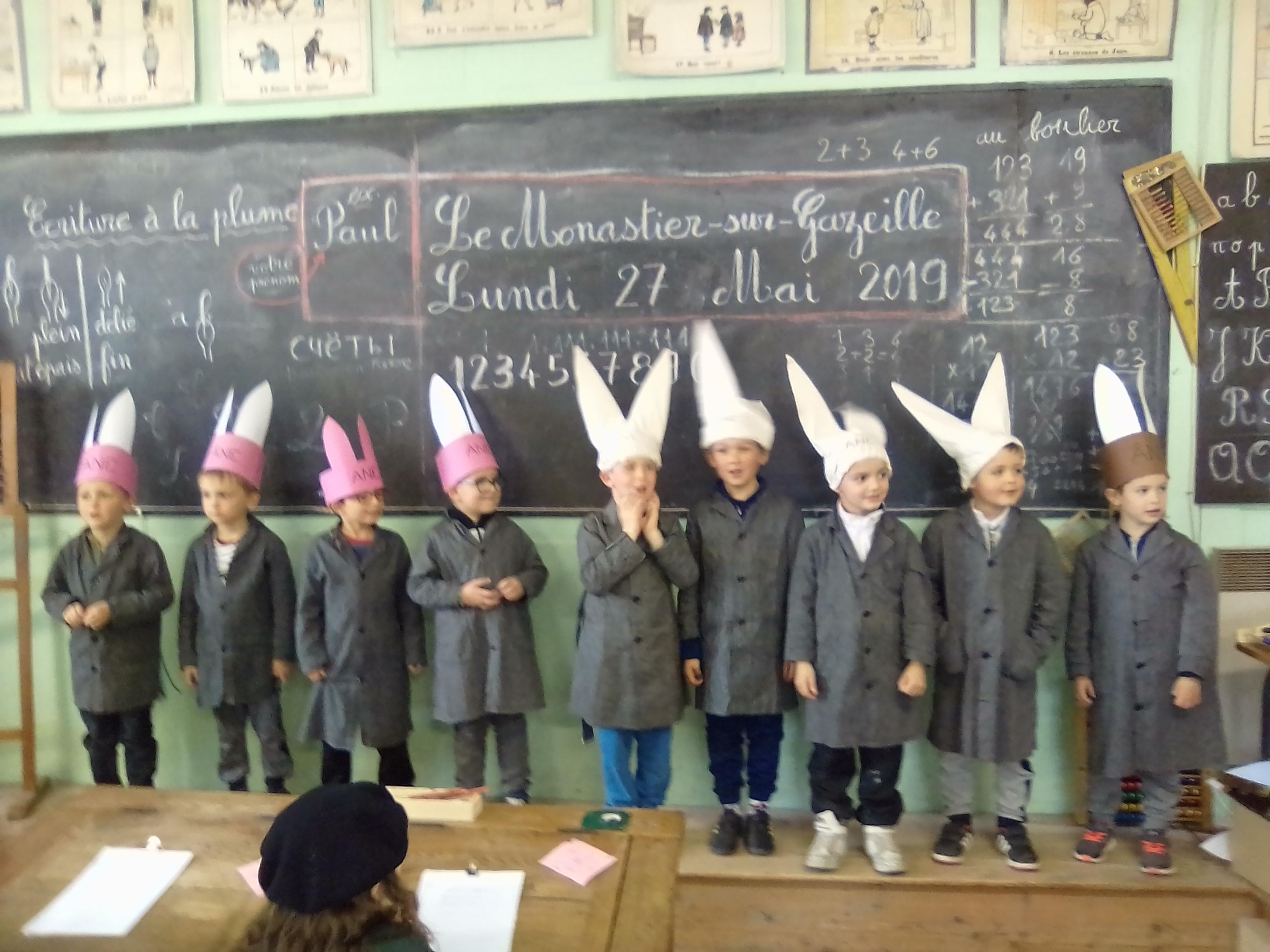 bonnet d'ane 2