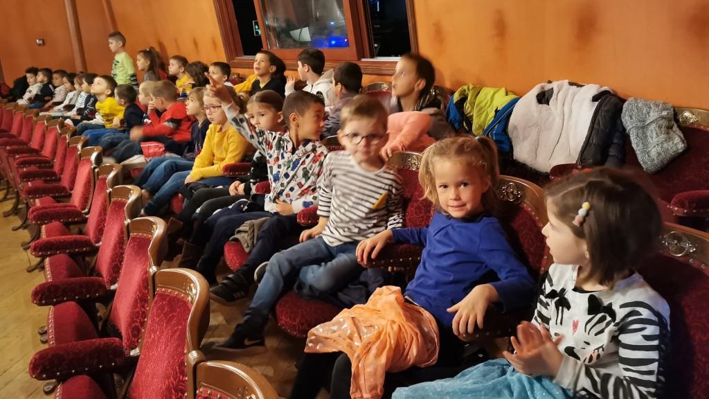 Théâtre maternelle GS-CP1