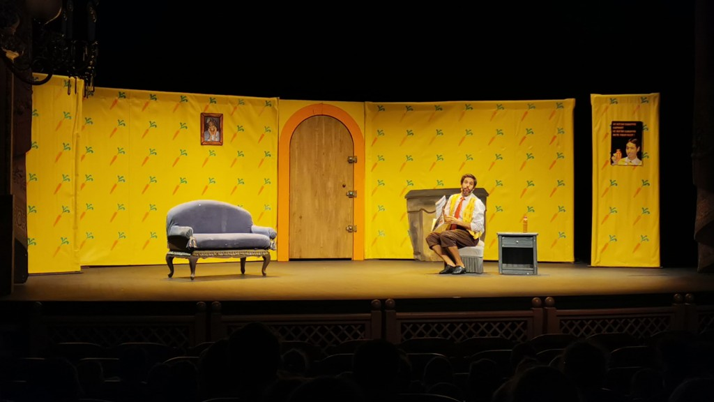 Théâtre maternelle GS-CP2